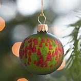 Tree Green Ball Ornament