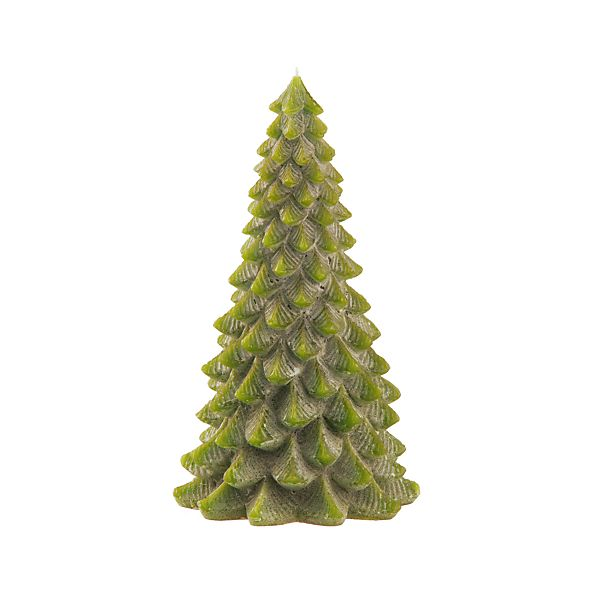 Short Tree Candle