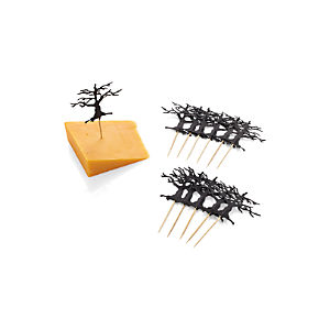 Set of 12 Tree Food Toppers