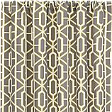 "Trellis 50""x84"" Curtain Panel"