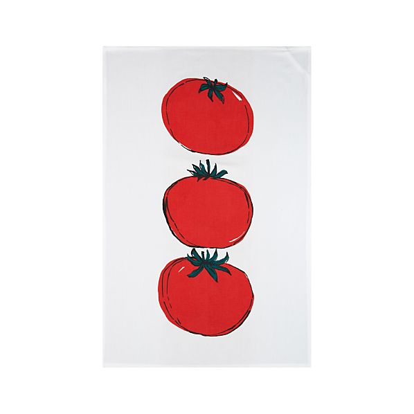 Tres Tomates Dishtowel