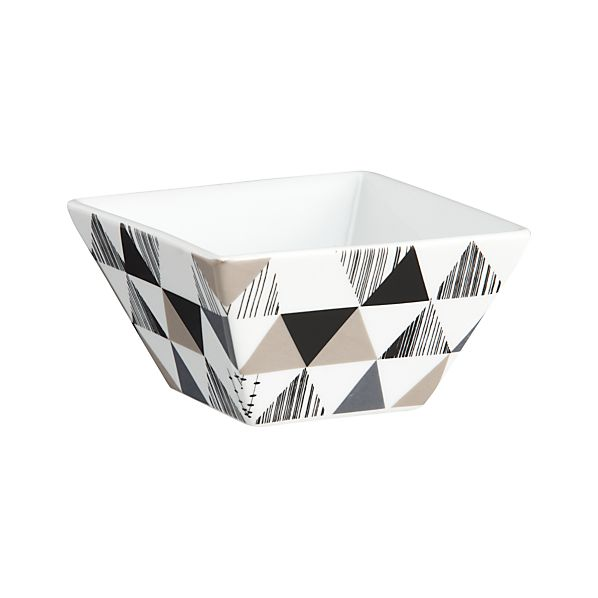 Triangle Square Bowl