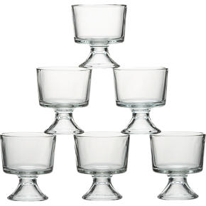 Set of 6 Trifle Bowls