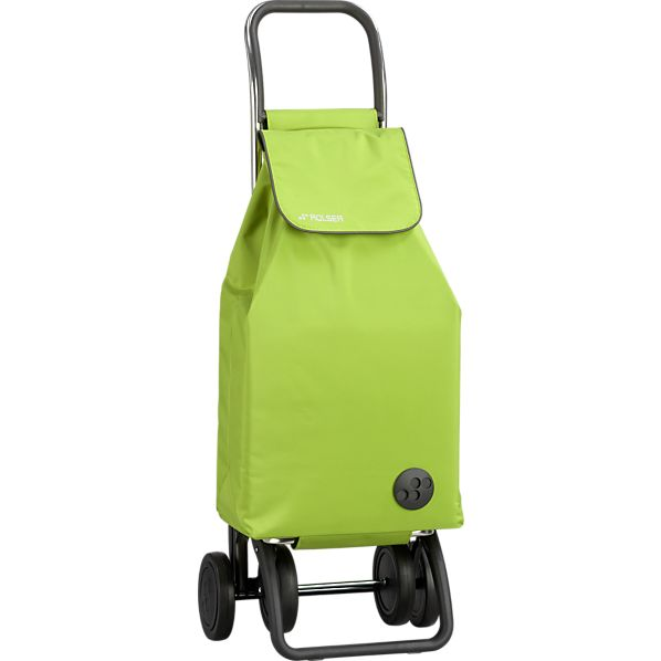 Bright Green Trolley