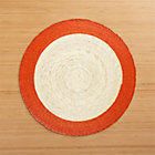 Tropic Palm Spice Trim Placemat.