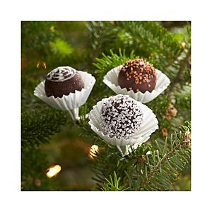 Truffle Clip Ornaments