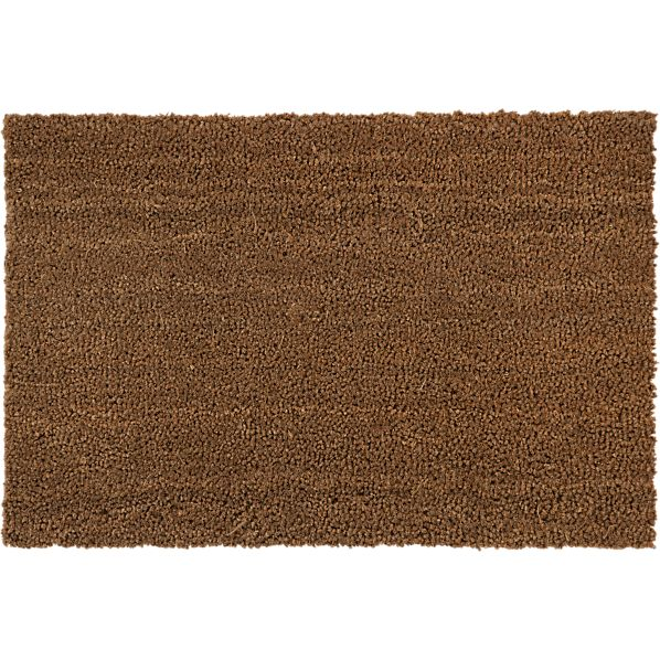 "Tufted Coir 20""x30"" Mat"