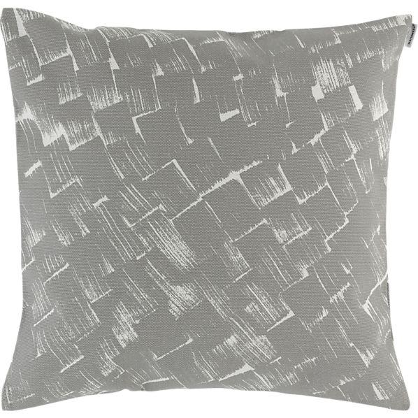 "Marimekko Tuisku 20"" Pillow"