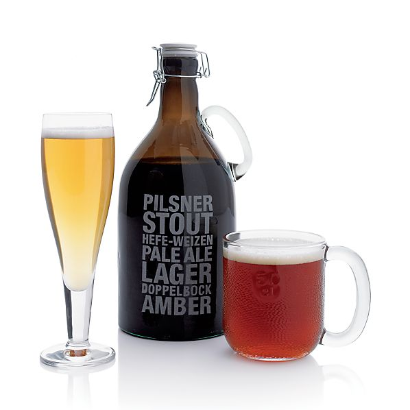 TulipBeerGlassGrowlerJI13