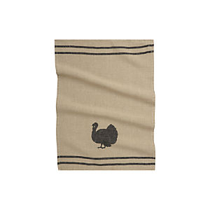 Turkey Linen Dish Towel