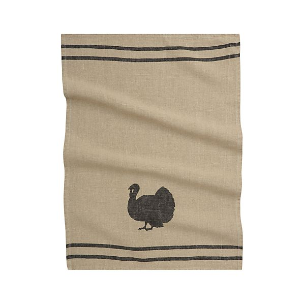 Turkey Linen Dishtowel