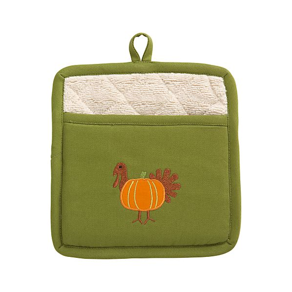 Turkey Potholder