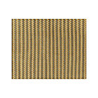 Twine Striped Wool Rug.