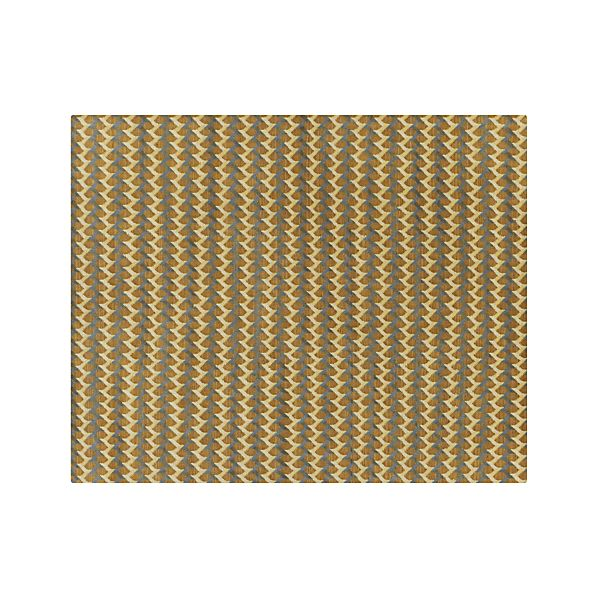 Twine Striped Wool 8'x10' Rug