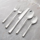 Twist 20-Piece Flatware Set: four 5-piece place settings.