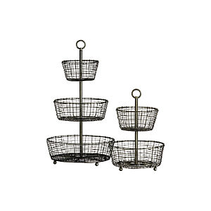 Tiered Baskets