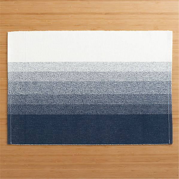 Tye Stripe Placemat