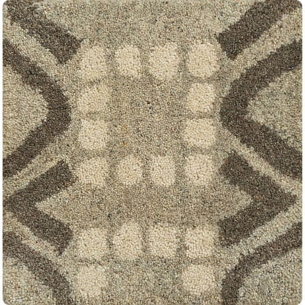 "Uda 12"" sq. Rug Swatch"
