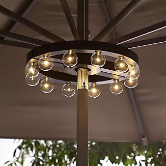 Umbrella Marquee Lights