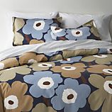 Marimekko Unikko Dusk Twin Duvet Cover