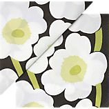 Set of 20 Marimekko Unikko White Paper 6.5&quot;&quot; Napkins