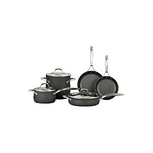 Calphalon® Unison™ Slide & Sear Nonstick 8-Piece Cookware Set with Double Bonus
