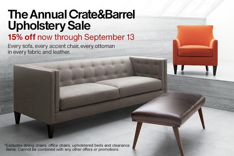Furniture Crate And Barrel