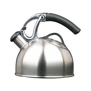 OXO Uplift Brushed Stainless Teakettle