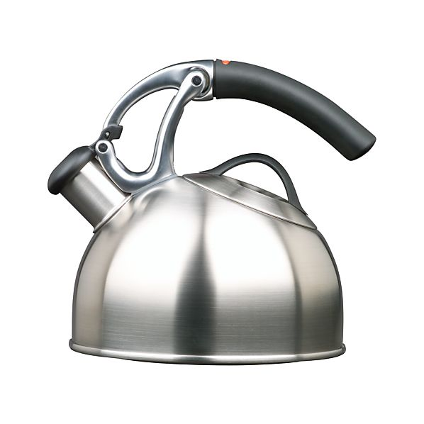 OXO ® Uplift Brushed Stainless Teakettle