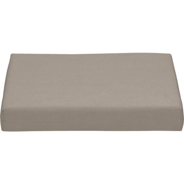 Valencia Sunbrella® Stone Lounge Chair Cushion