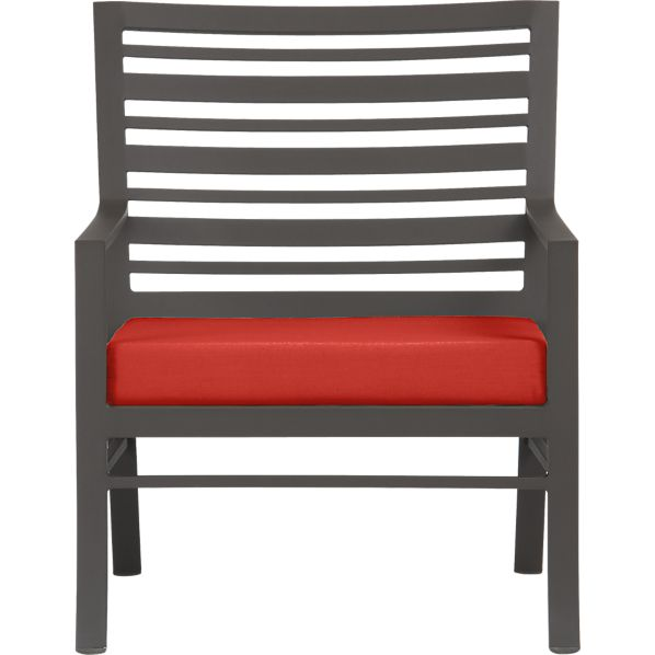 Valencia Lounge Chair with Sunbrella® Caliente Cushion
