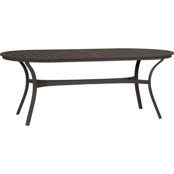 Valencia Oval Dining Table