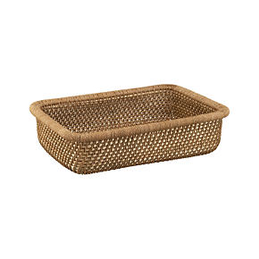 Vanju Large Low Basket