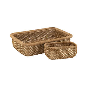 Vanju Low Baskets