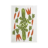 Vera Neumann Veg Dishtowel