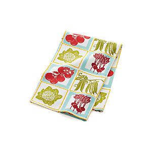 Veggie Patch Dish Towel