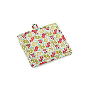 Veggie Patch Potholder