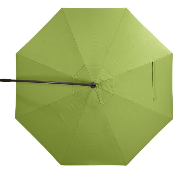 10' Round Sunbrella® Kiwi Free-Arm Umbrella Cover