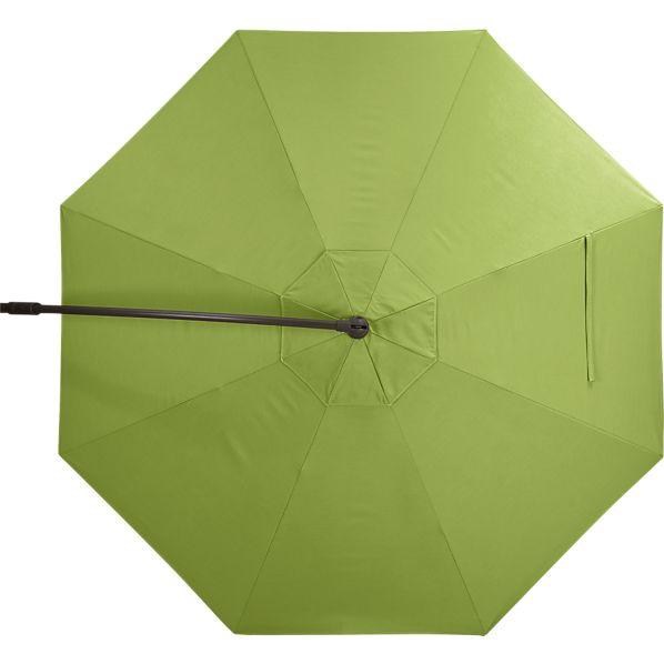 10' Round Sunbrella ® Kiwi Free-Arm Umbrella Cover