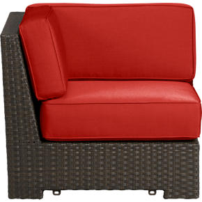 Ventura Modular Corner with Sunbrella Caliente Cushions