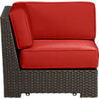 Ventura Modular Corner with Cushions (includes one seat and two back cushions)