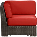 Ventura Modular Corner with Sunbrella® Caliente Cushions
