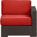 Ventura Modular Right Arm Chair with Sunbrella Caliente Cushions