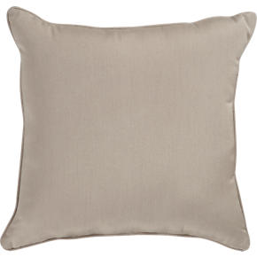 Sunbrella® Stone 20 Sq. Outdoor Pillow