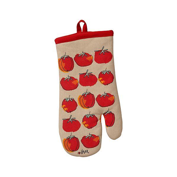 Vera Neumann Graphic Tomato Oven Mitt