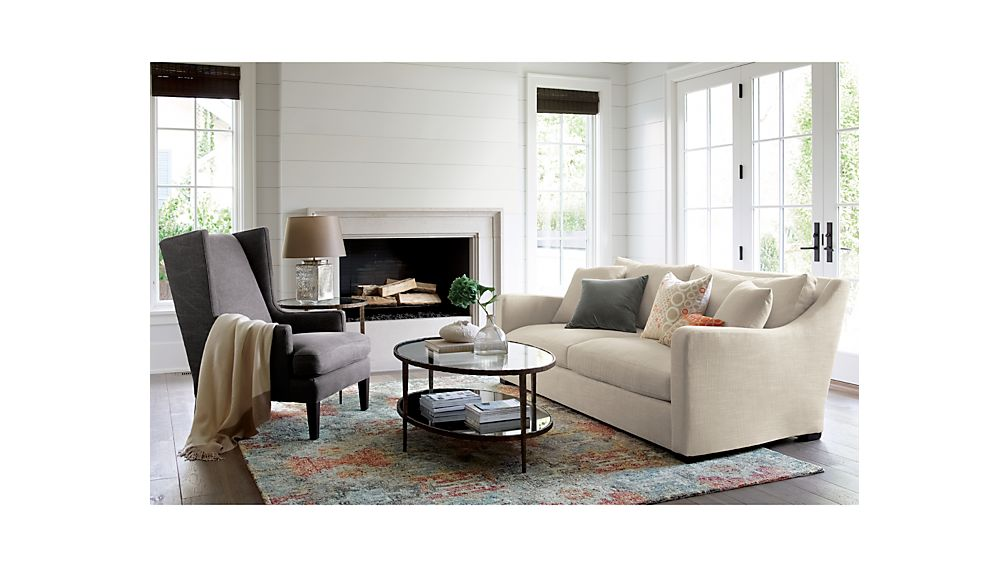 Verano Sofa Crate And Barrel
