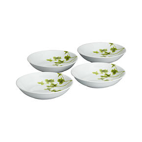 Set of 4 Verena Low Bowls