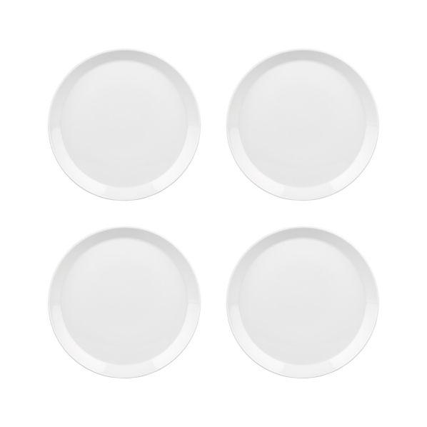 Set of 4 Verge Salad Plates