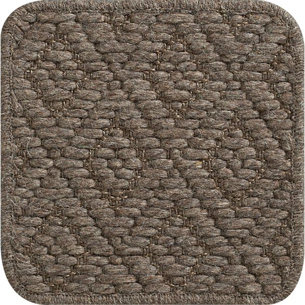"Vernon Grey 12"" sq. Rug Swatch"