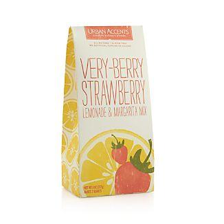 Urban Accents Very Berry Strawberry Lemonade & Margarita Mix